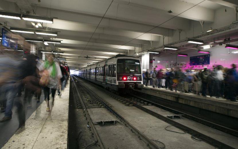 パリ地下鉄