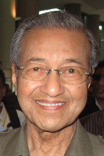 マハティール首相