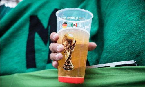 ロシアワールドカップ、モスクワ、ビール不足