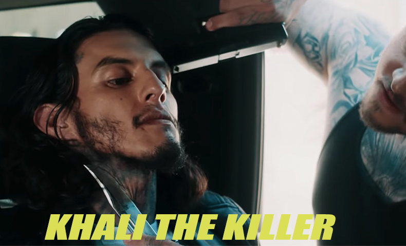 ソニー、映画、KhaLi the Killer