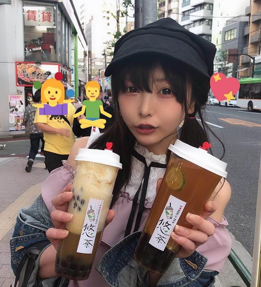 松島 萌子 (三年食太郎,まつしま もえこ)